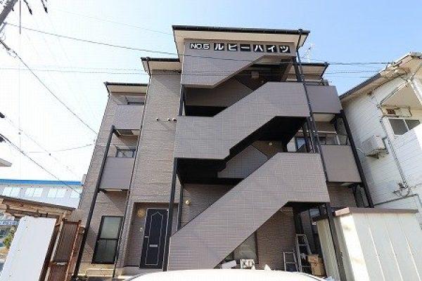 【賃貸】豊岡市下陰 [ 3DK/アパート ] ルビーハイツ NO.5