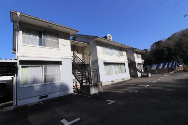 【賃貸】豊岡市正法寺 [ 2DK/アパート ] ハイツアプローチ11号(1階)