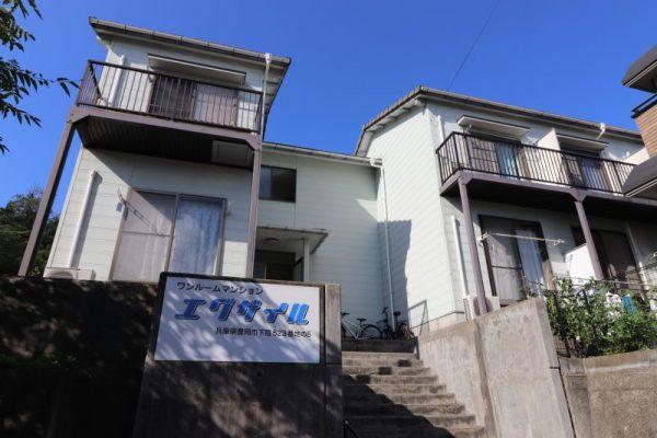 【賃貸】豊岡市下陰 [ 1R/アパート ] エグザイル106号室、107号室