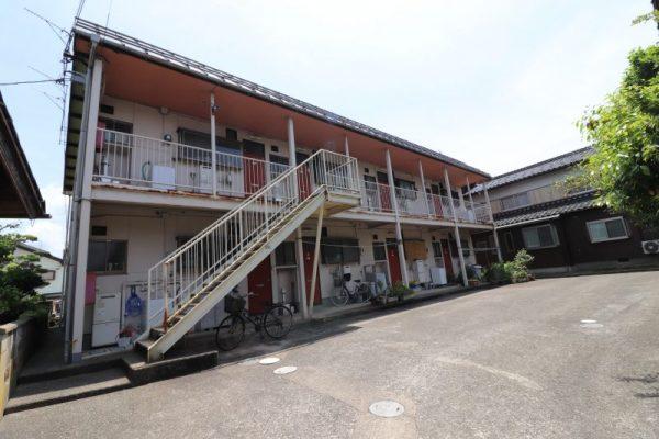 【賃貸】豊岡市立野町 [ 2SDK/アパート ]立野ハイツ 8号室