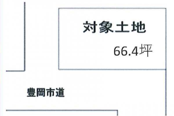 【売土地】豊岡市下陰[ 800万円 ]