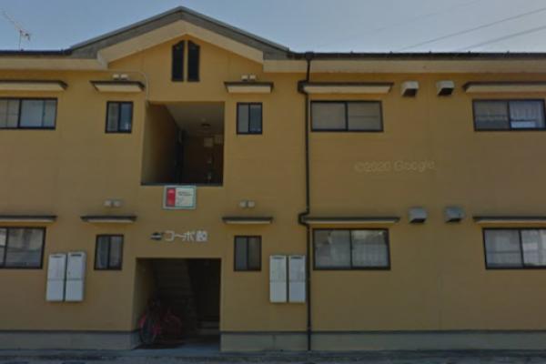 【賃貸】豊岡市福田[ 2DK/アパート ]コーポ鯨