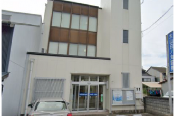 【事業用賃貸】豊岡市小田井町[ 貸ビル]