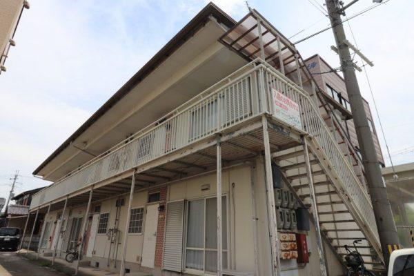 【賃貸】豊岡市立野町[ 2DK/アパート ]ハイツハタヤ202号室