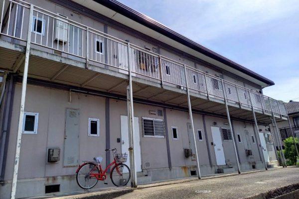 【賃貸】豊岡市戸牧 [ 2K/アパート ] シルバーハイツ1号室・6号室